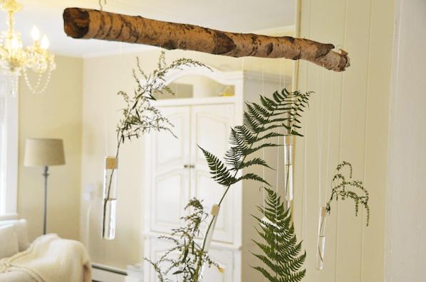 How To Hanging Test Tube Vase Make