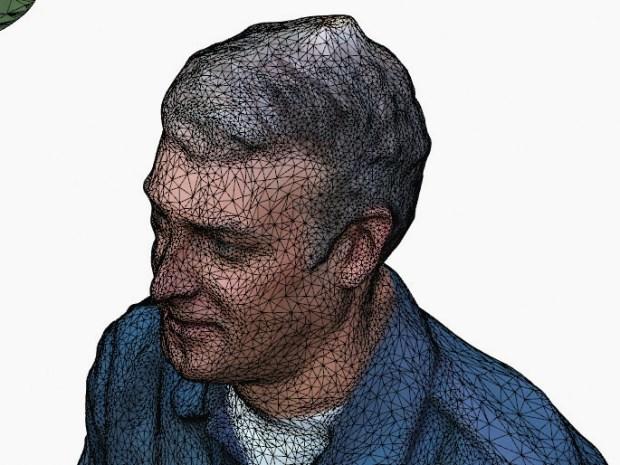 Print a 3D Model of Your Head