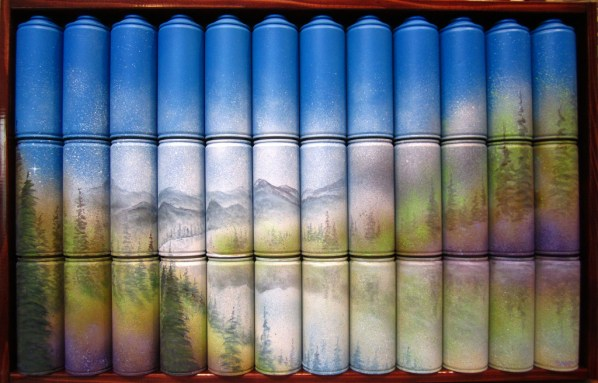 sakovich canvas mountains