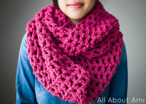 allaboutami_long_double_crochet_cowl
