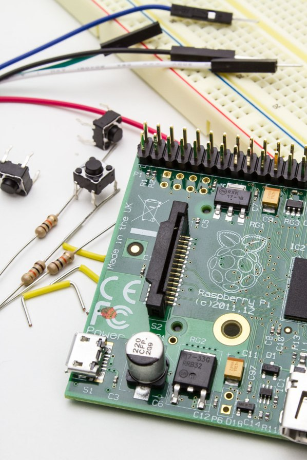 Making a Simple Soundboard with Raspberry Pi | Make: