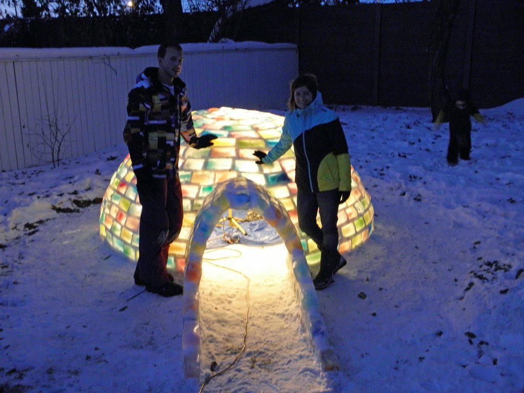 rainbow igloo5