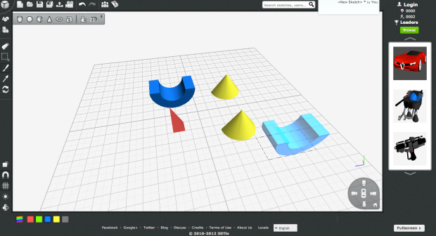 Free alternatives to tinkercad make Tinkercad 3d