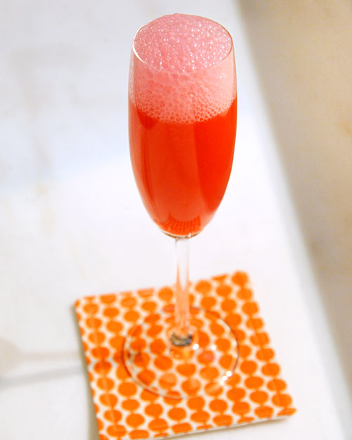 elderflower-bellini