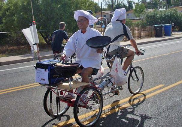 Bike Buh Cue