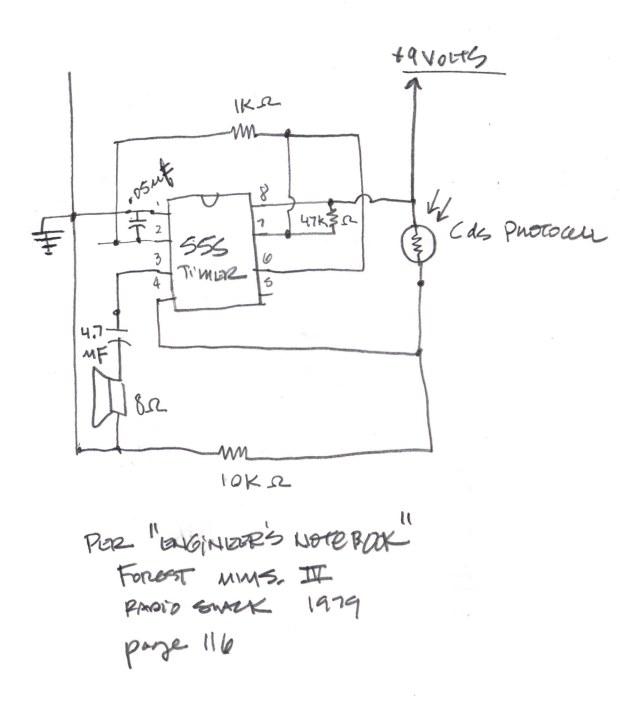sugru bot sound circuit119