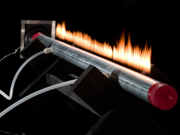 gurstelle flame tube