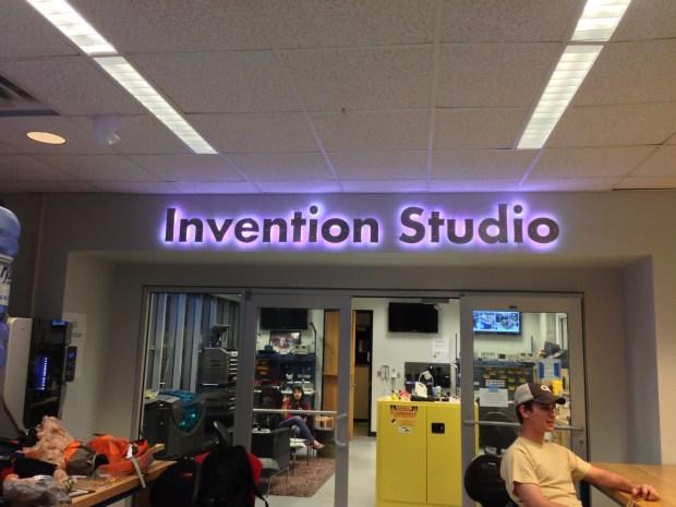 Invention Studio