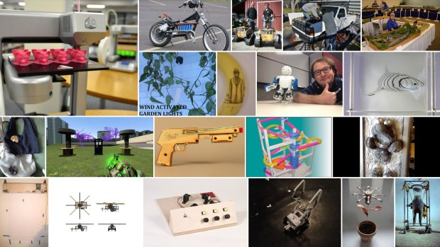 On the Road to Maker Faire Challenge