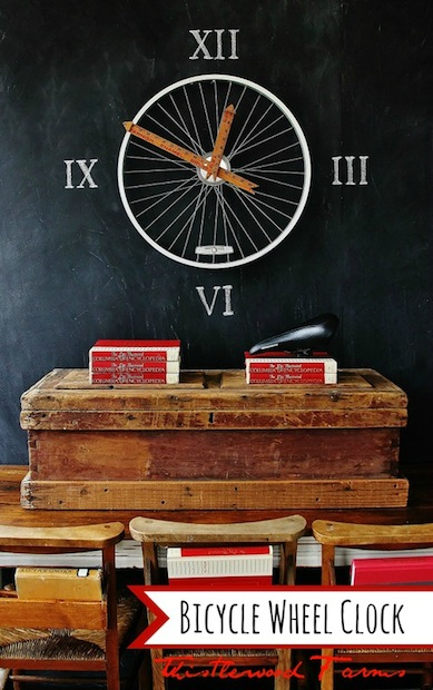 thistlewoodfarms_Bicycle_Clock1