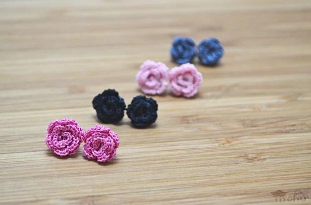 03_crochet_rose_earrings_flickr_roundup