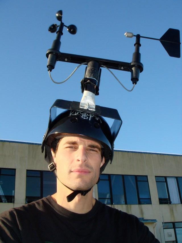 Joe checks the weather (Prototype This)