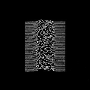 The Unknown Pleasures cover art.