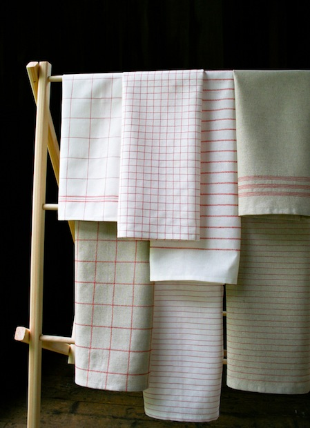 How-To: Vintage-Inspired Tea Towels