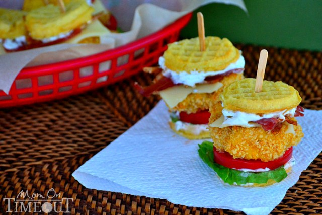 Chicken-Ranch-Sliders-eggo-waffles-1