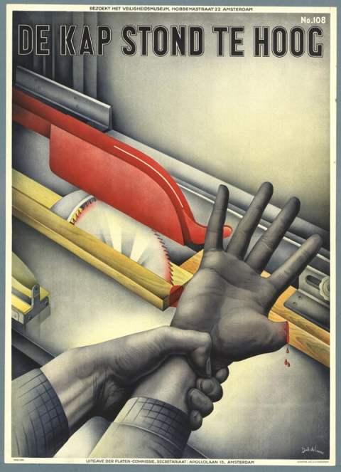 dutch safety poster1