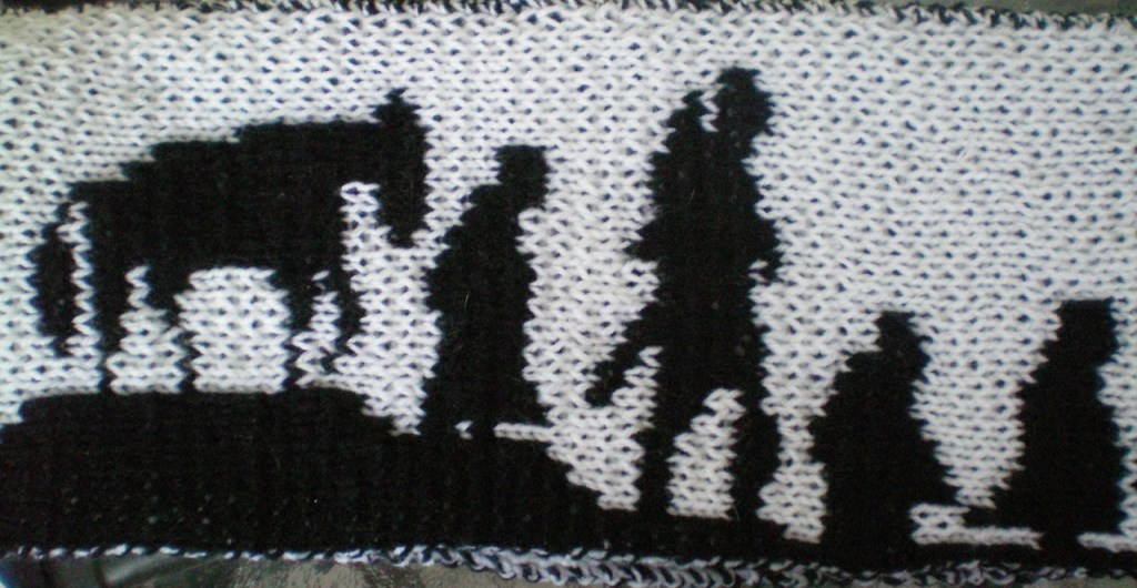 Lord of the Rings Scarf Make: