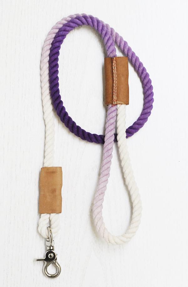 Modern dyed leash-2
