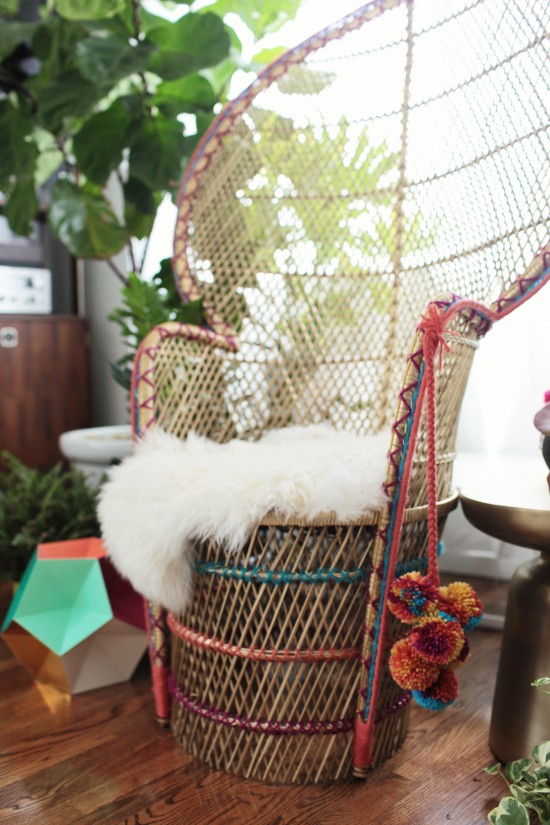 peacock chair-3