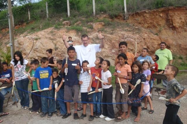 rick schertle rockets in nicaragua