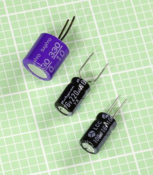 Component of the Month: The Capacitor   Make: