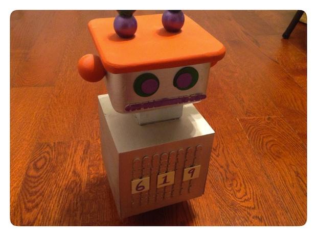 craft-robot