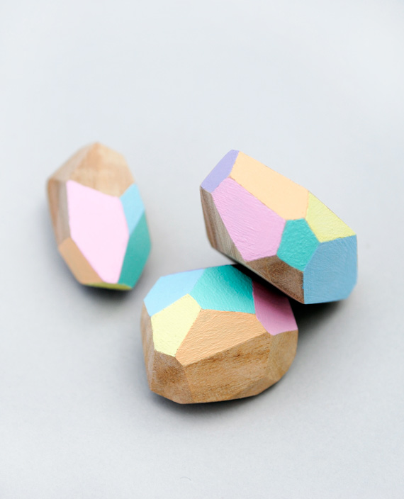 Geometric beads-1