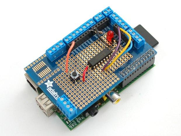 Adafruit Prototyping Pi Plate