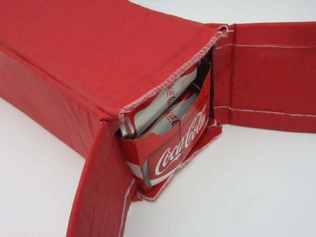 Custom Soda Cooler