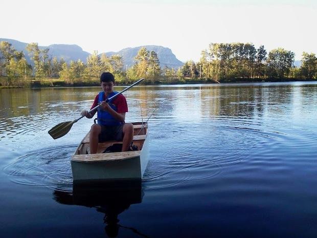plywood-boat