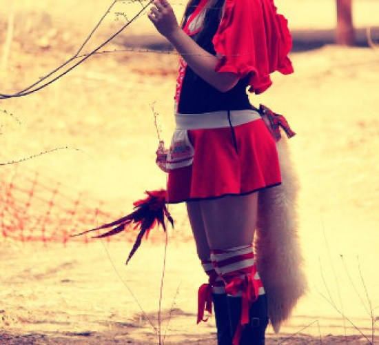 abqmmf cosplay_LittleRedRidingWolf2