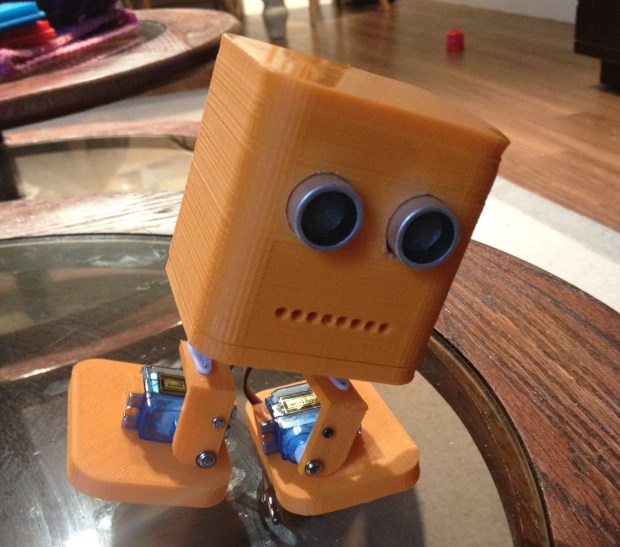 BoB v1 Photo: k120189 @ LetsMakeRobots