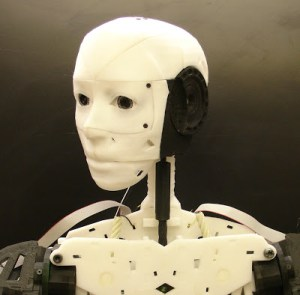 See a 3-D Printed Humanoid at World Maker Faire