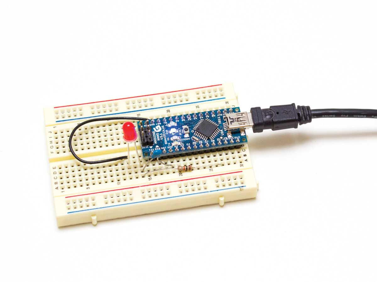 Skill Builder Advanced Arduino Sound Synthesis Make White Lf Noise Generator Electronics Project An Led Subjected To Bit Banging In Place Of The Speaker Will Steadily Increase Brightness