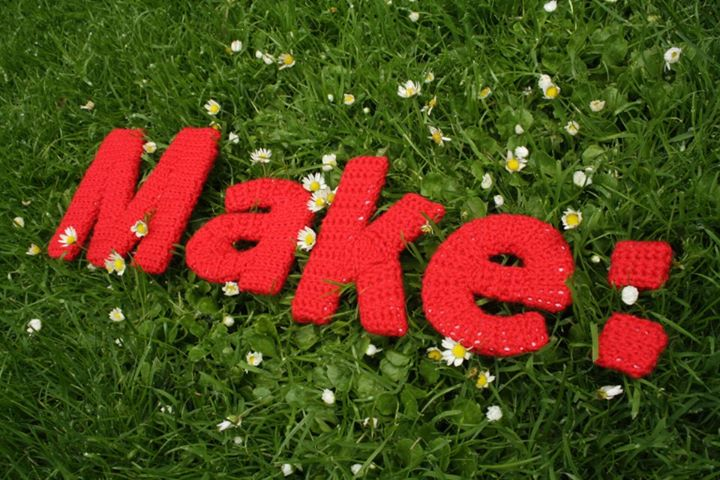 make in the grass