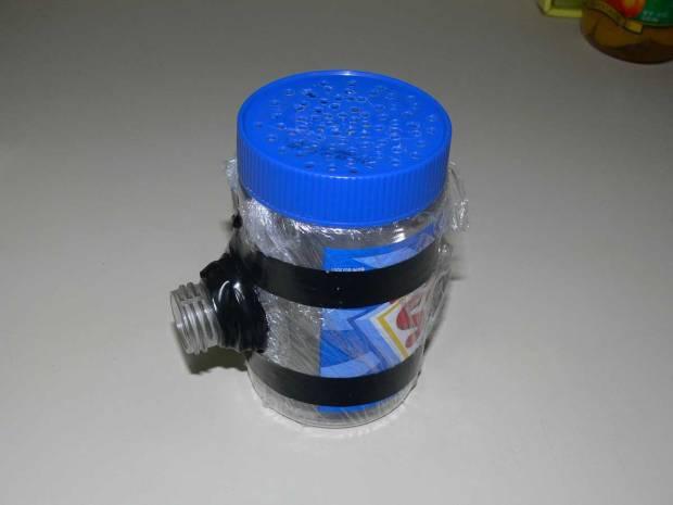 Peanut Butter Jar Vacuum Former
