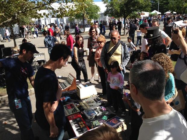 2013 NYC World Maker Faire