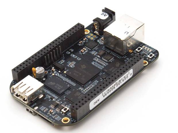 The new BeagleBone Black