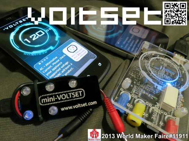 Voltset - The smartest multimeter.