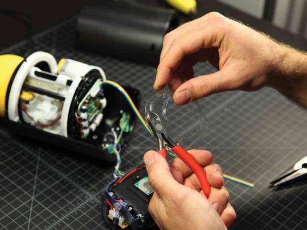 "Hack ""My Keepon"" With an Arduino Brain"
