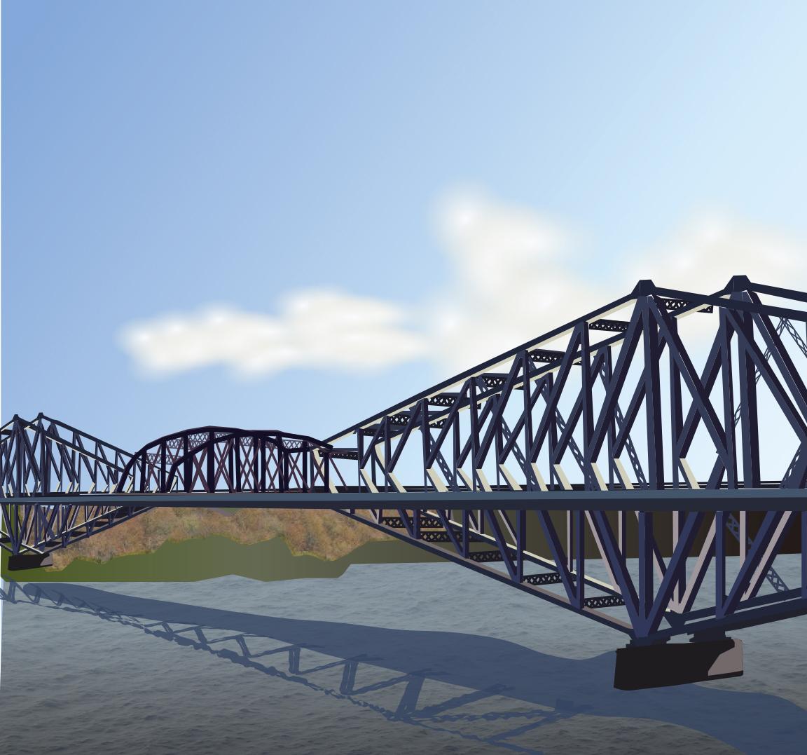 Make A Warren Truss Bridge With Popsicle Sticks Make
