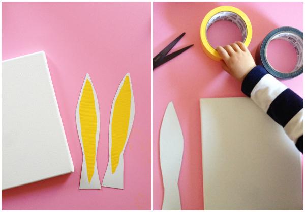 bunny wall art-1