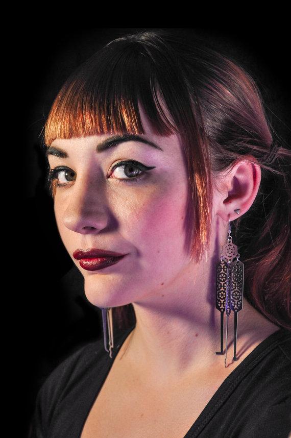lockpick-earring