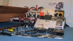 Riley Morgan's Quadcopters