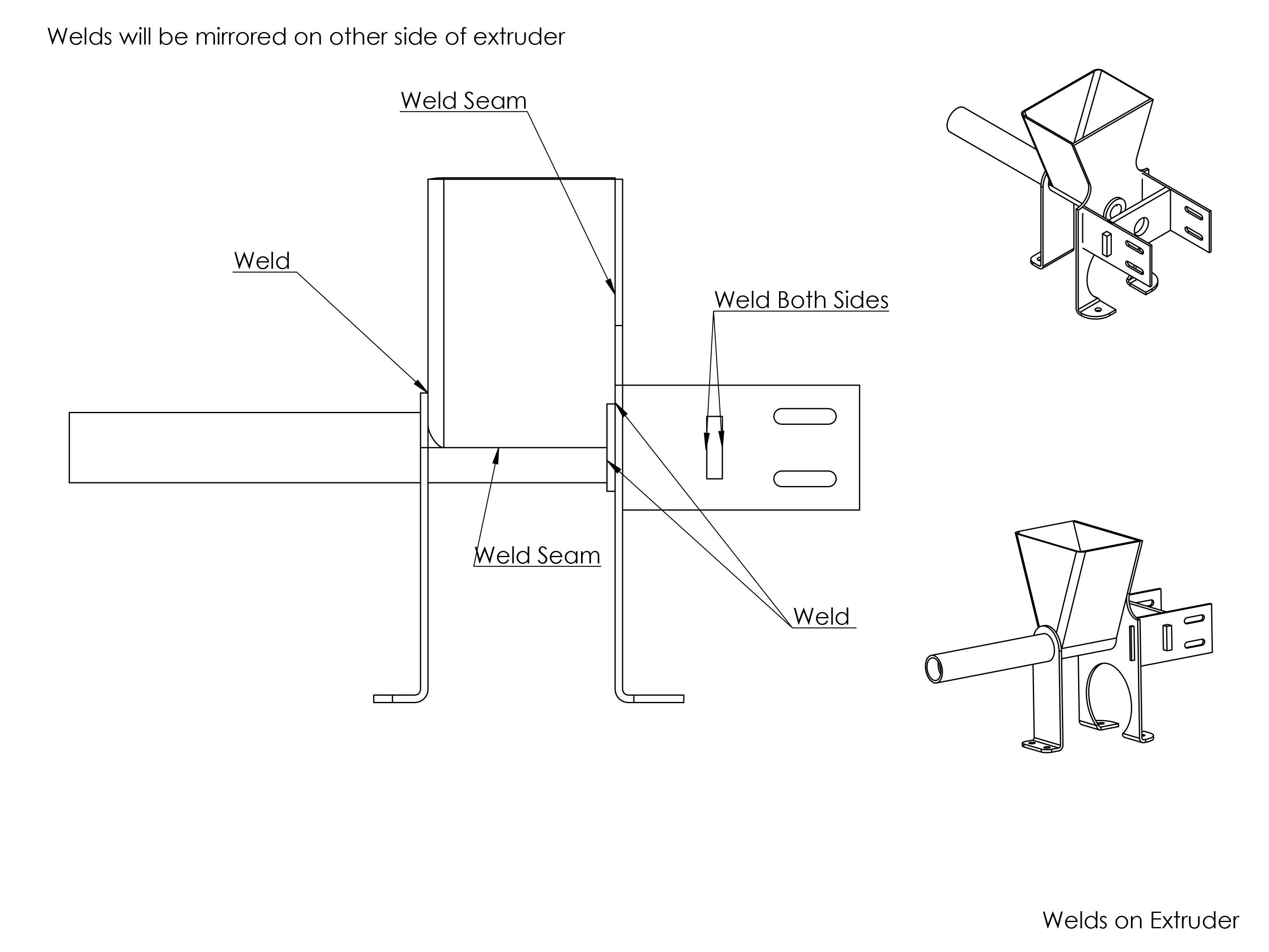 The Filabot Wee A Filament Extruder