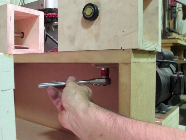 bandsaw speed reducer 7