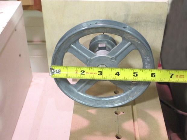 bandsaw speed reducer 8