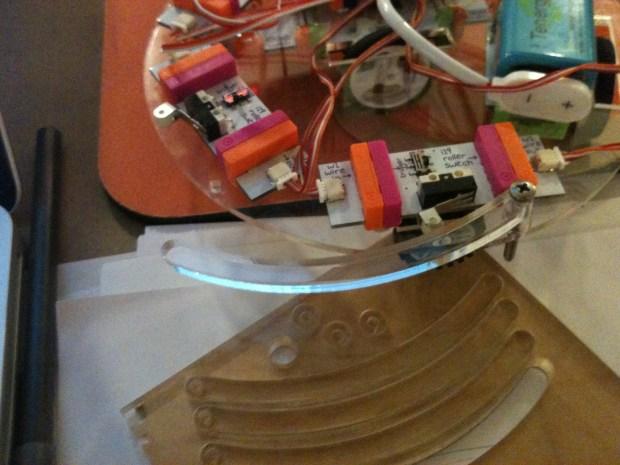 Build Your Own littleBits Robot Butler