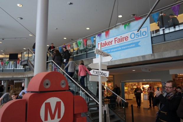 Maker Faire Oslo
