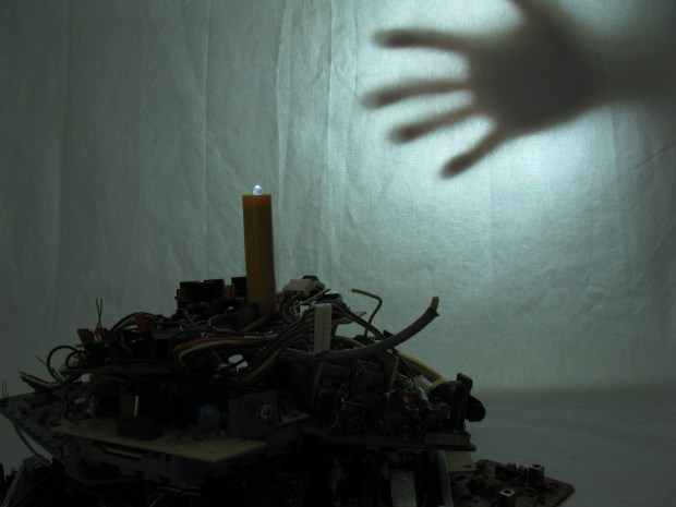 Zombie Flashlight